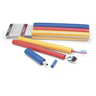 Ableware 766900181 Closed-Cell Foam Tubing-Bright Color Assortment