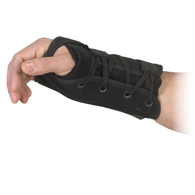 Bilt Rite 10-22145 Lace-up wrist support-Left Hand