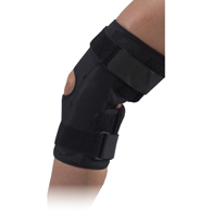 Bilt Rite 10-75850 X3 Neoprene Hinged Knee Support-ROM