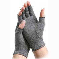 Brown Medical A20171 IMAK Open Finger Arthritis Gloves