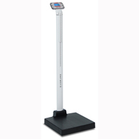Detecto APEX Eye Level Digital Scales with Mechanical Height Rod