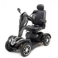 "Drive COBRAGT Cobra GT4 Heavy Duty Power Mobility Scooter-22"" Seat"