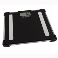 Escali BF180 Body Analyzing Digital Scale-400 lb/180 kg Capacity