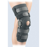 FLA Orthopedics 37-109 Powercentric Composite Knee Brace