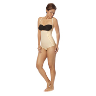 Marena Recovery SFBHA Panty-Length Girdle with High-Back
