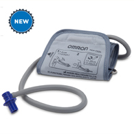 "Omron HEM-CS24-B Small D-Ring Cuff 7"" to 9"" for BP5350/BP5450/BP7900"