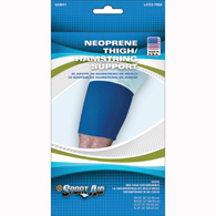 Scott Specialties SA9041-BLU-MD Sport-Aid Slip-On Thigh Support Sleeve