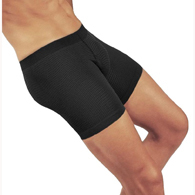 Solidea 0300A5 Active Massage 15mmHg Mens Boxer Briefs